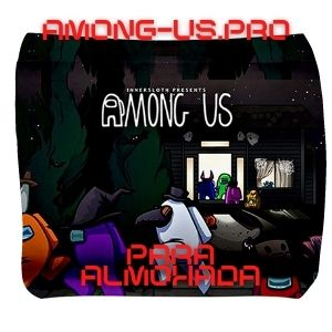 Fundas de almohada de Among us